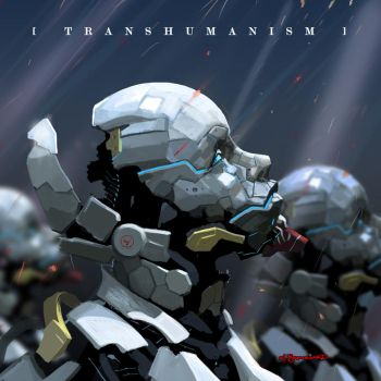 Transhumanism by MichaelBroussard
