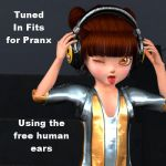 Available Now - Pranx Tuned in Fits by tiggersprings