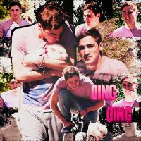 Blend OING OING Kendall Schmidt (con Tutorial) by DoubleRainbowE