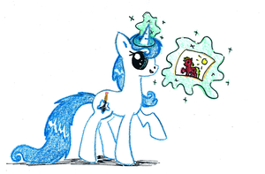 I can draw ponies by smartMeggie