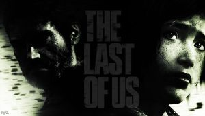 The last of Us simple wallpaper by Mrbarclonista