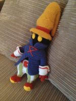 Vivi Ornitier Crochet Plush! by Mr-Nova