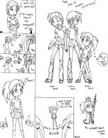Quick Comic: Siblings by 19DarkArtist94