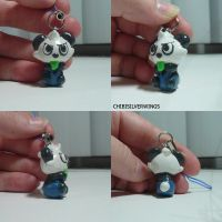 Pancham Charm by ChibiSilverWings