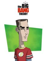 The Big Bang Theory 5 by OtisFrampton