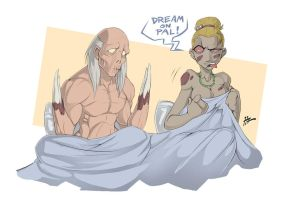 Dead Island: Butchers fail at foreplay... by Blunt-Katana