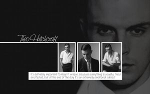 Theo Hutchcraft by misery53