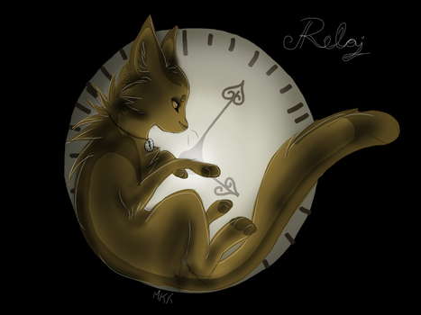AT| Reloj by warriorcats2468