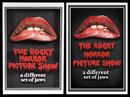 Rocky Horror 'Replica' Compare by Woody-Lindsey-Film