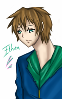 More of Ethan by Yuzzuki