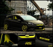 ford fiesta rs by cslop87