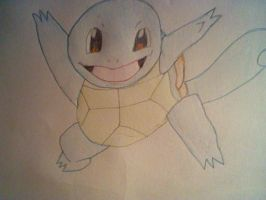 Squirtle Request by midna83098