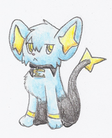 Sigma the Shinx by YagamiDragon