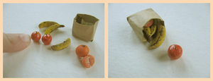 Miniature Fruit Bag by MiniatureBaker