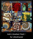 Gradient Pack 1 for UF by BlurWing