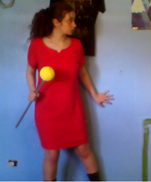 Arrietty Cosplay WIP by katsumi12595