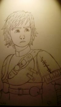 Hiccup by G0warri0rfans