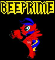 BeePrime is a pony XD by BeePrime93