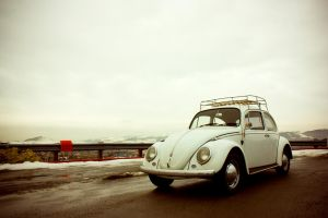 Volkswagen Bug 1 by Spumson