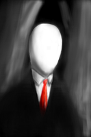 Slender (I know it's getting old) man by Megamorpho