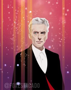 The 12th Doctor by foxestacado