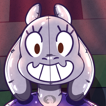 Inflatable Toriel Icon by Trevor-Fox
