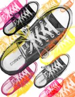 converse conversions by meesemoosemouse
