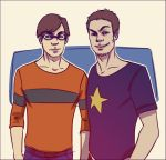 The Cramp Twins by andrahilde