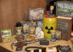 shitty picture of fallout props!!!! by emptysamurai
