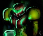 Metroid by idolnya