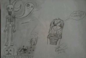 My... Weird Doodle by Chii-Uso