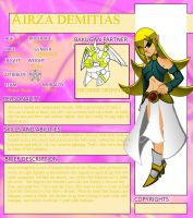 Airza Demitias profile by Rollster007
