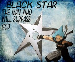 Black Star by bloodbendingmaster97