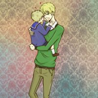 England and baby Sealand by Taimuaki