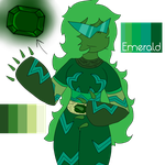 Emerald by MapleSyrupMonster