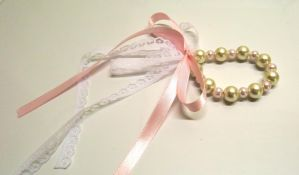 Pearl Bracelet Pattern Translation and Review by koumori-no-hime