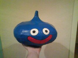 Dragon Quest paper Slime by WillziakDS