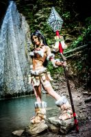 Bestial Huntress by azka-cosplay