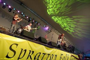 Spratton folk festival by Damnedali