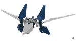 Lego Arwing Assault super model by archus7