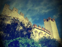 castello di malcesine by SweetShading
