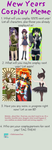 Cosplay Meme by kira-hime