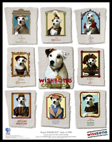 Wishbone Poster Set - The Classics by The-Toy-Chest