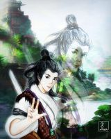 Age of Wulin - Fanart by Keylhen