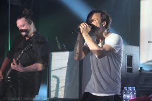 Lauri The Rasmus Tavastia 19.10.12 by WooHooGirl