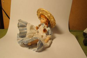 Porcelain doll 5 by Panopticon-Stock