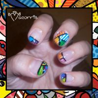 Britto Nails by macurris