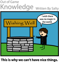 OoGK - Wishing Well - OotS by 1337Salty