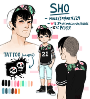 Sho Ref by Pajuxi