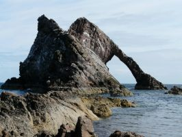 Bow Fiddle Rock by Iron-Star